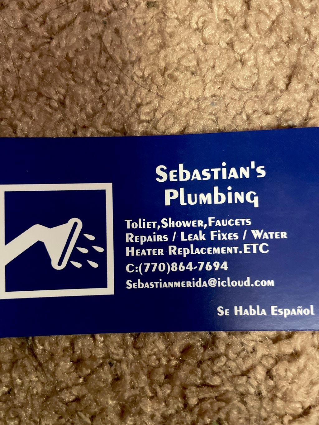Sebastian's Plumbing
