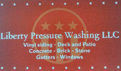Avatar for Liberty Pressure Washing LLC