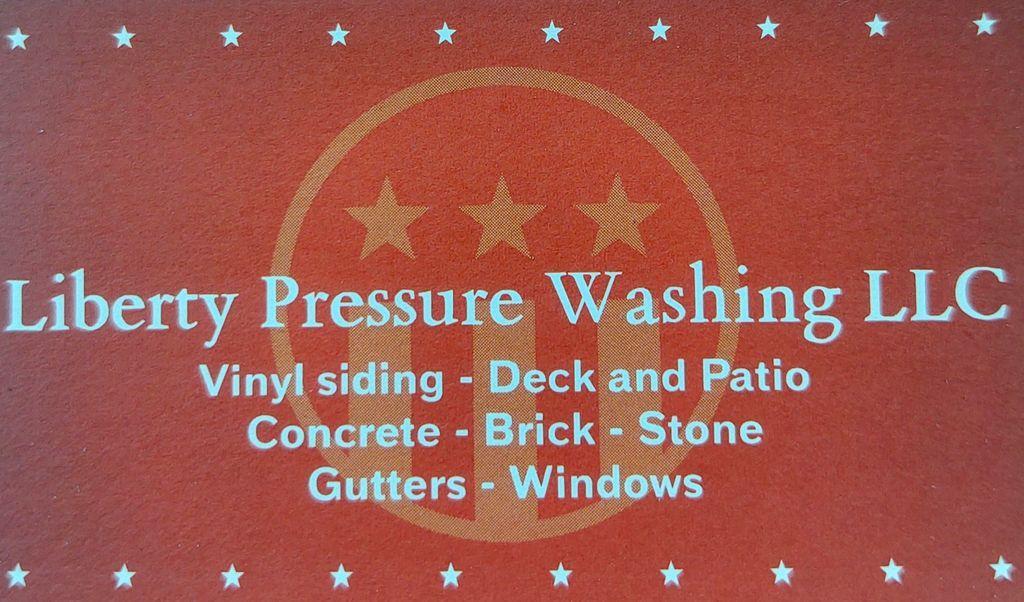 Liberty Pressure Washing LLC