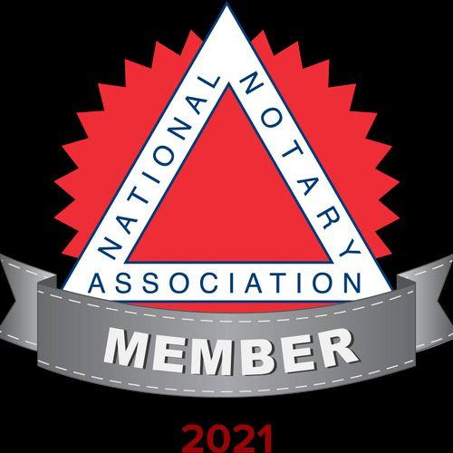 NNA Membership badge