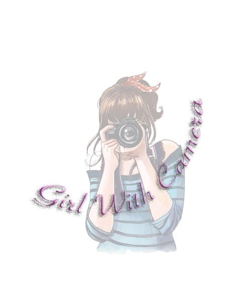 Girl with Camera 📷