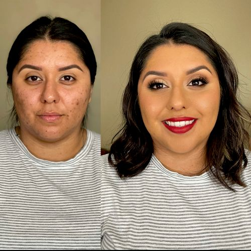 ✨ A little before and after✨