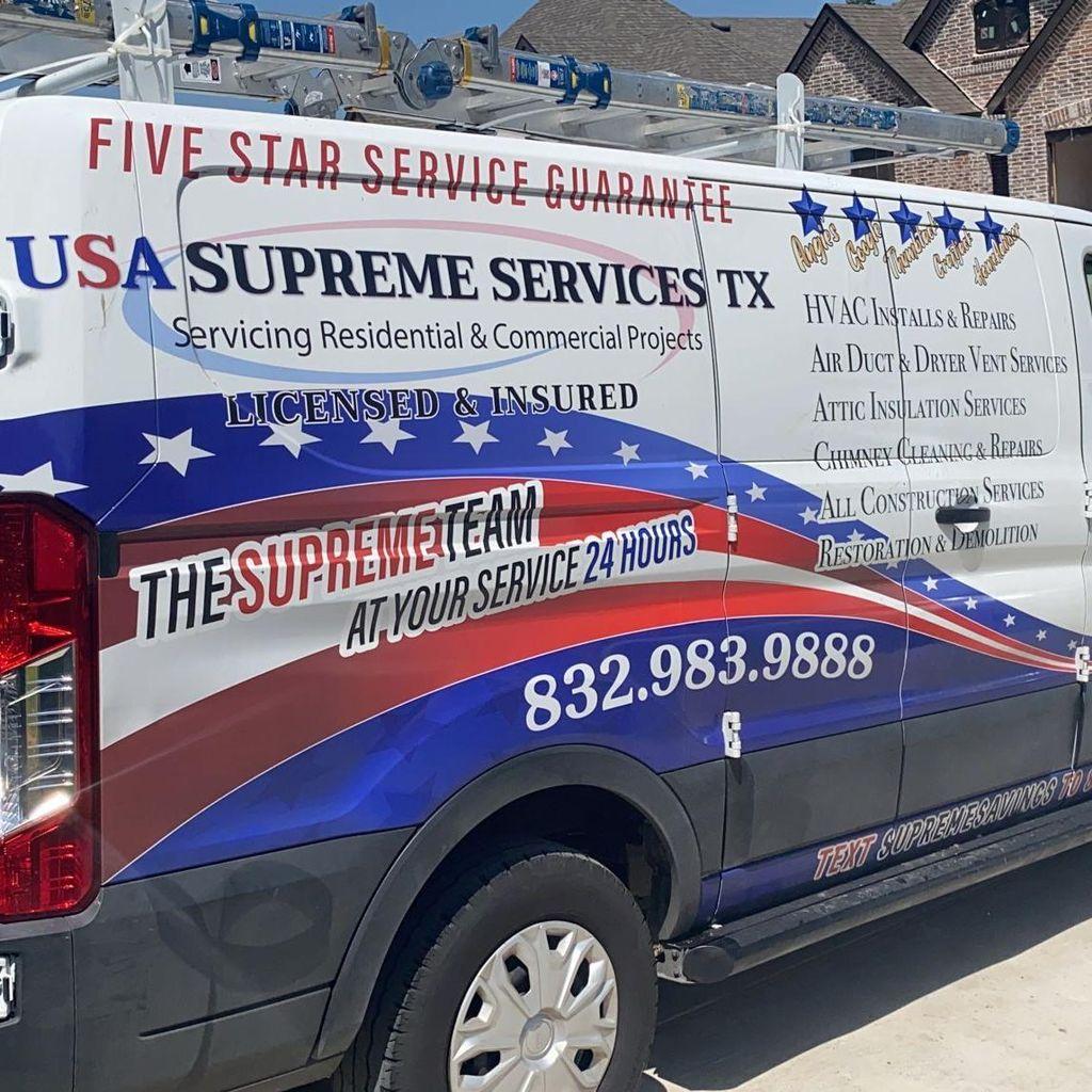 USA Supreme Air LLC