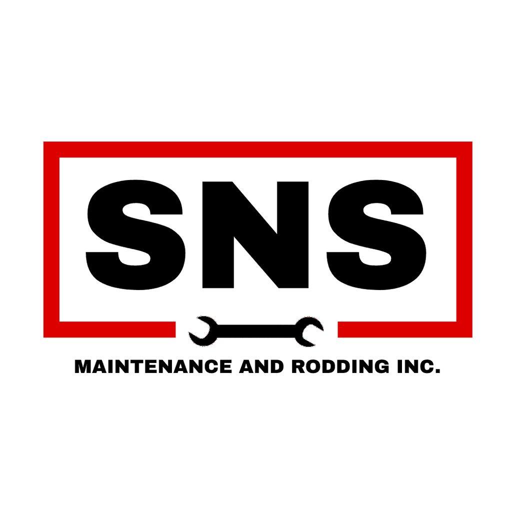 SNS Maintenance and Rodding Inc