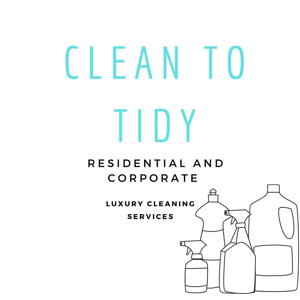 Clean To Tidy Cleaning Service