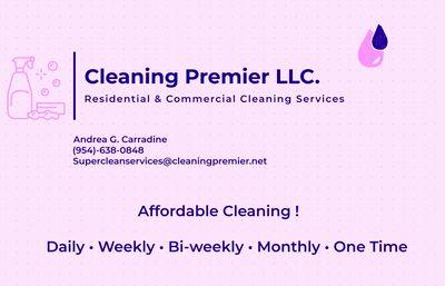 Avatar for Cleaning Premier LLC