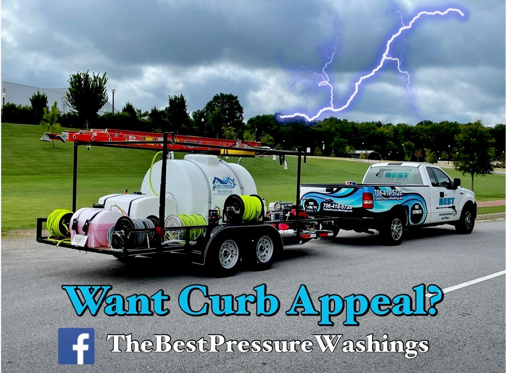 The BEST Pressure Washings and Softwash