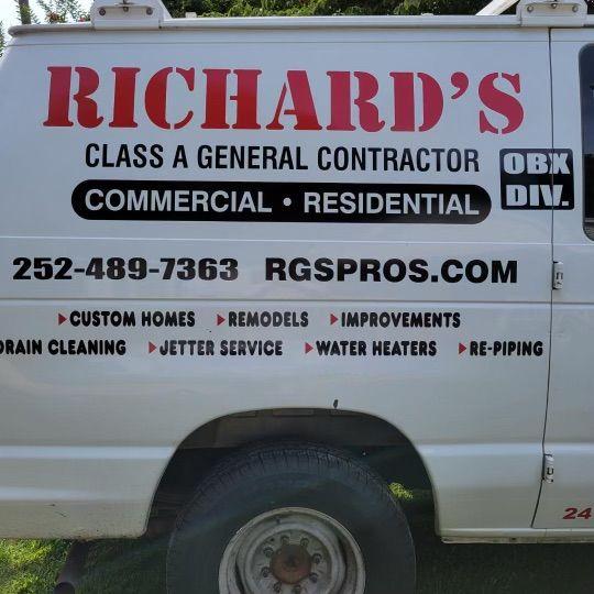 RICHARD'S SEWAGEPROS