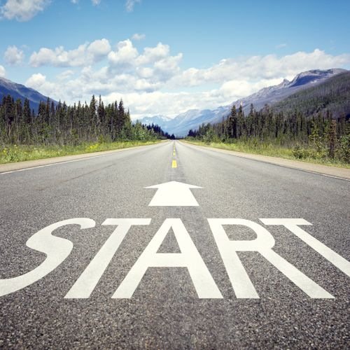 Your dreams are in the distance, let's get started!