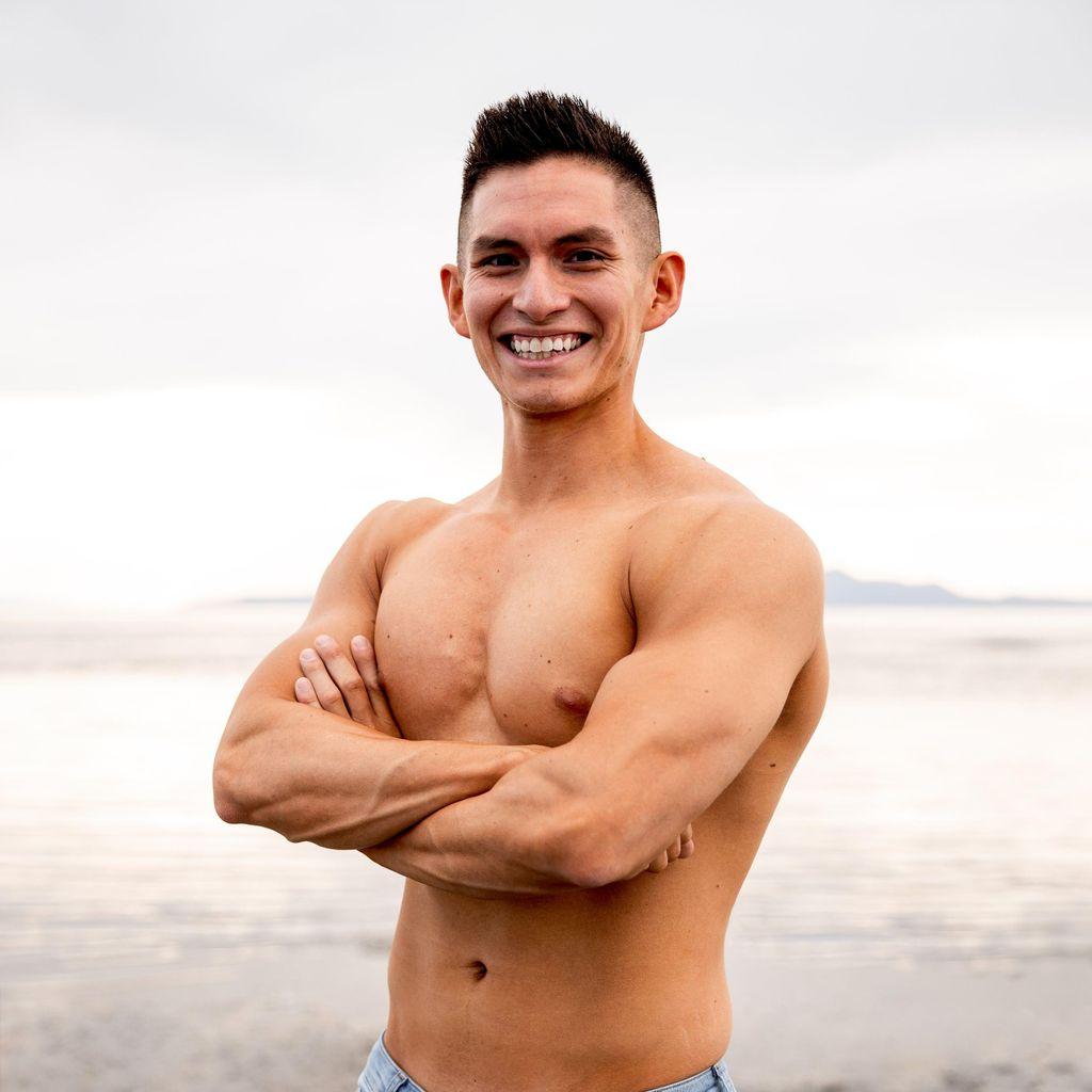 Alex Oscco Nutrition and Training