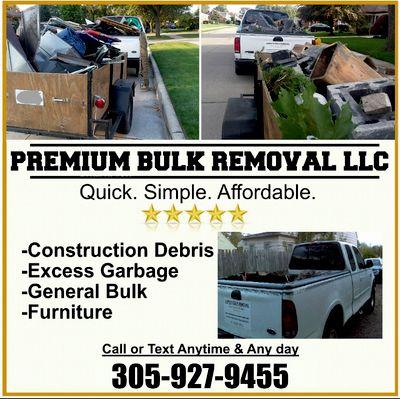 Avatar for Premium Bulk Removal & Construction LLC