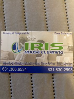 Avatar for Iris House Cleaning