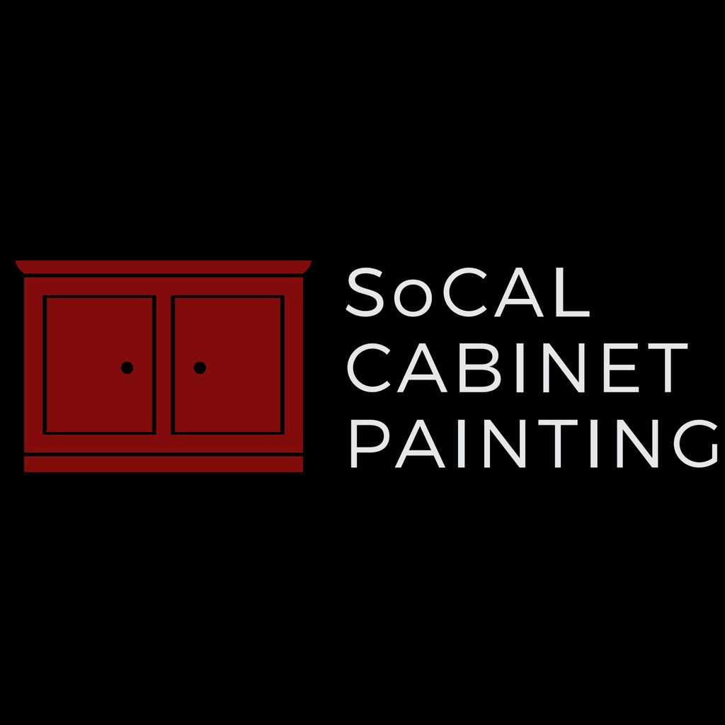 SoCal Cabinet Painting