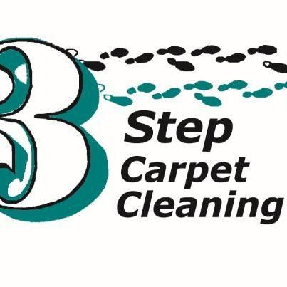 3 Step Carpet Cleaning