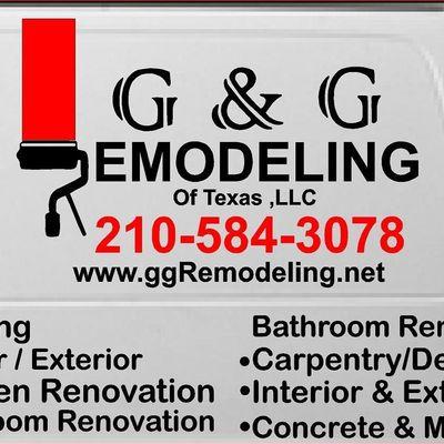 Avatar for G&G Remodeling Of Texas LLC