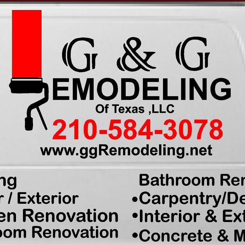 G&G Remodeling Of Texas LLC