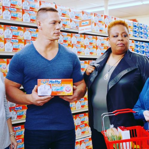 Commercial with Cena