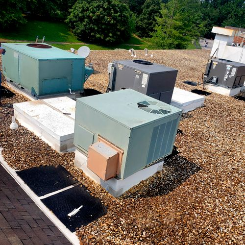 Bid on Rooftop Replacements