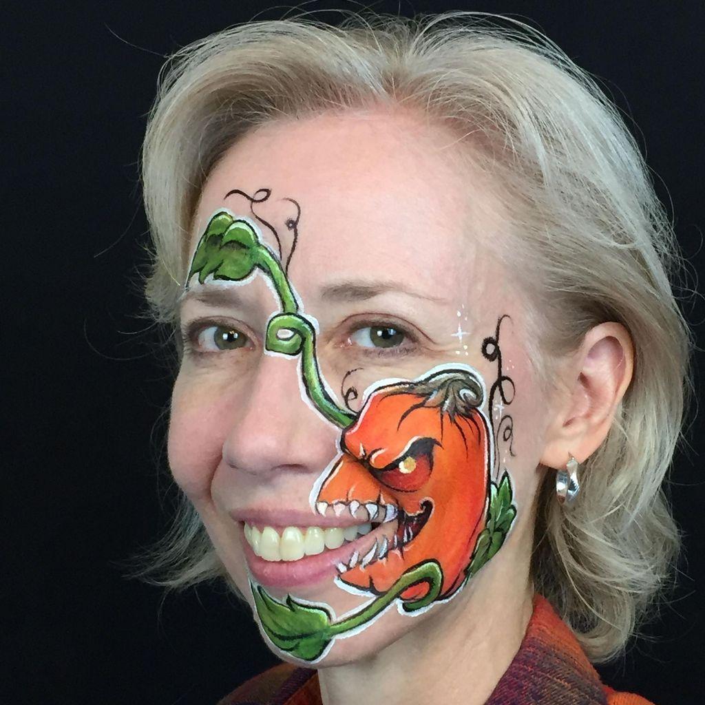 Face Paint Pizzazz