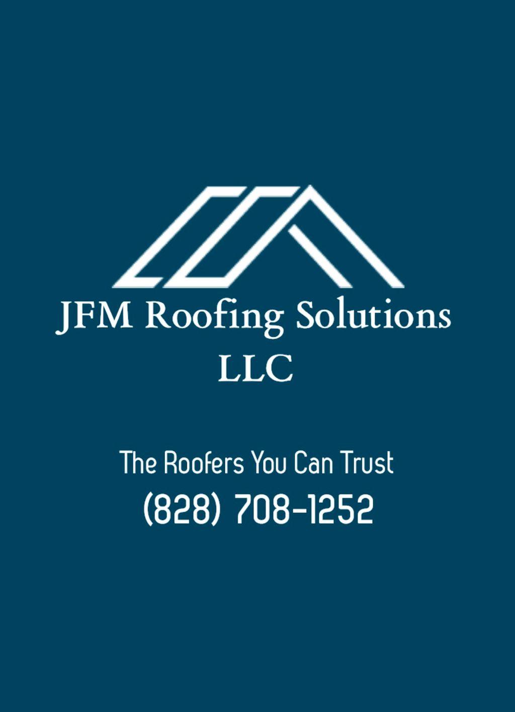 JFM Roofing Solutions LLC