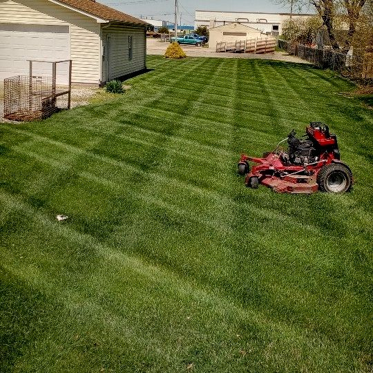 Mow patrol landscaping and more