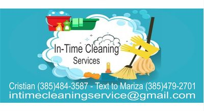 Avatar for In- time Cleaning