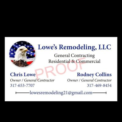 Avatar for Lowe's Remodeling LLC