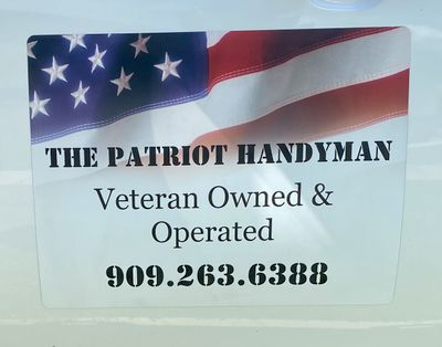 Avatar for The Patriot Handyman Veteran Owned & Operated