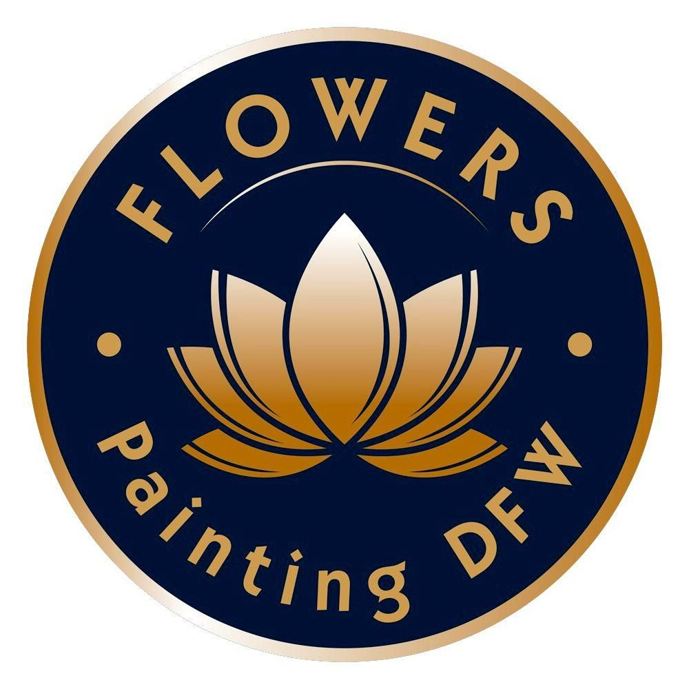 Flowers Painting DFW