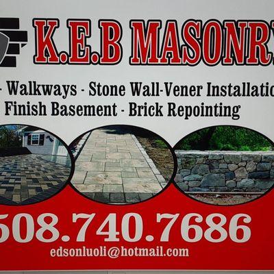 Avatar for K.E.B MASONRY