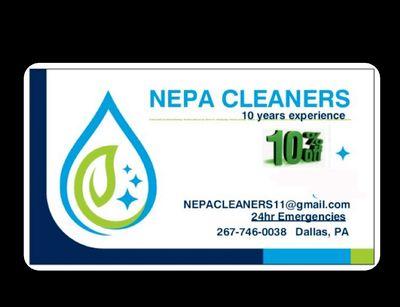 Avatar for Nepa Cleaners LLC