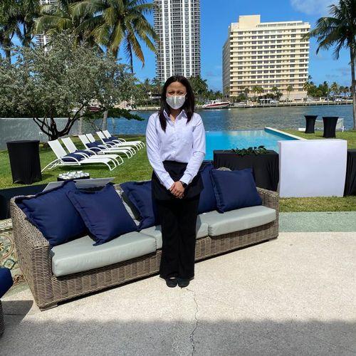 2021 Bitcoin week private event @Miami Beach