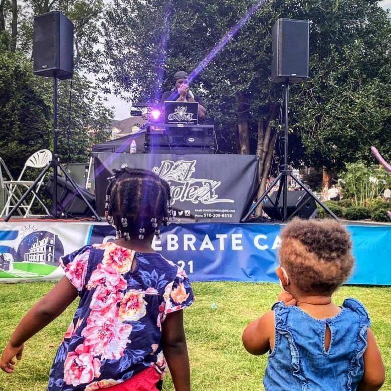 DJ Complex Music Services