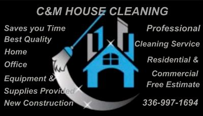 Avatar for C&M House Cleaning