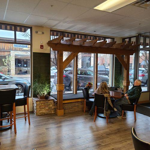 Miyos Cafe renovation