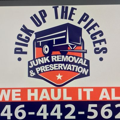 Avatar for Pick up the pieces junk removal & preservation