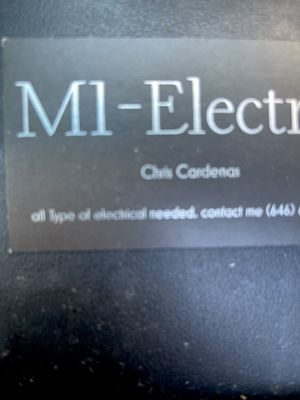 Avatar for M1-Electric