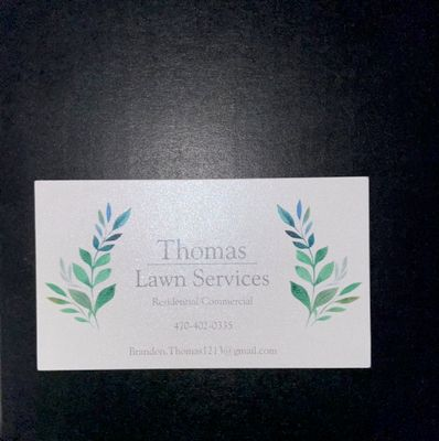 Avatar for Thomas Lawn Services