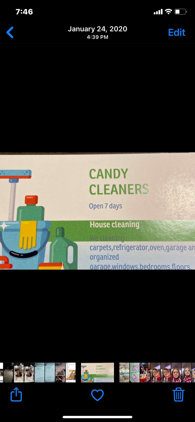 Candy Cleaners