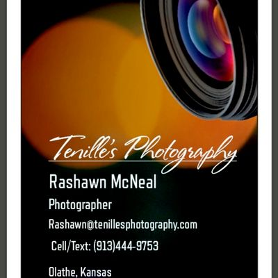 Avatar for Tenille's Photography