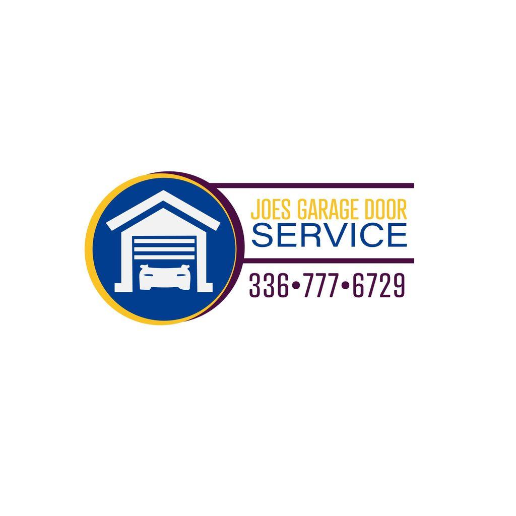 Joe's Garage Door Service