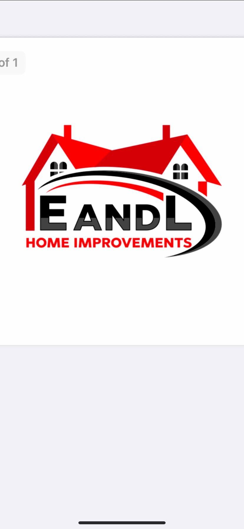 E and L home improvements LLC