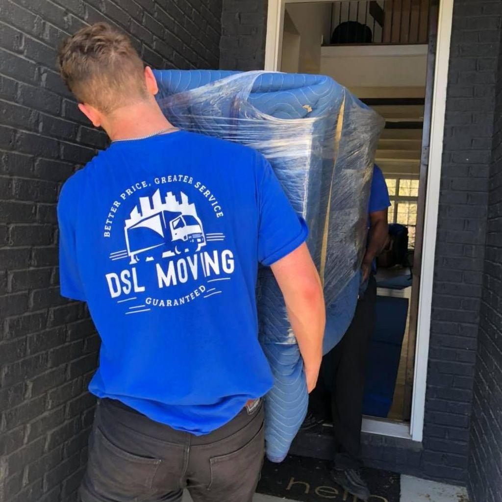 DSL Moving