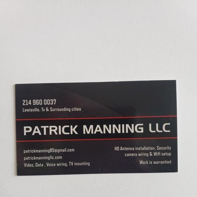 Avatar for Patrick Manning LLC