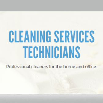 Lucy's Cleaning Services Technicians