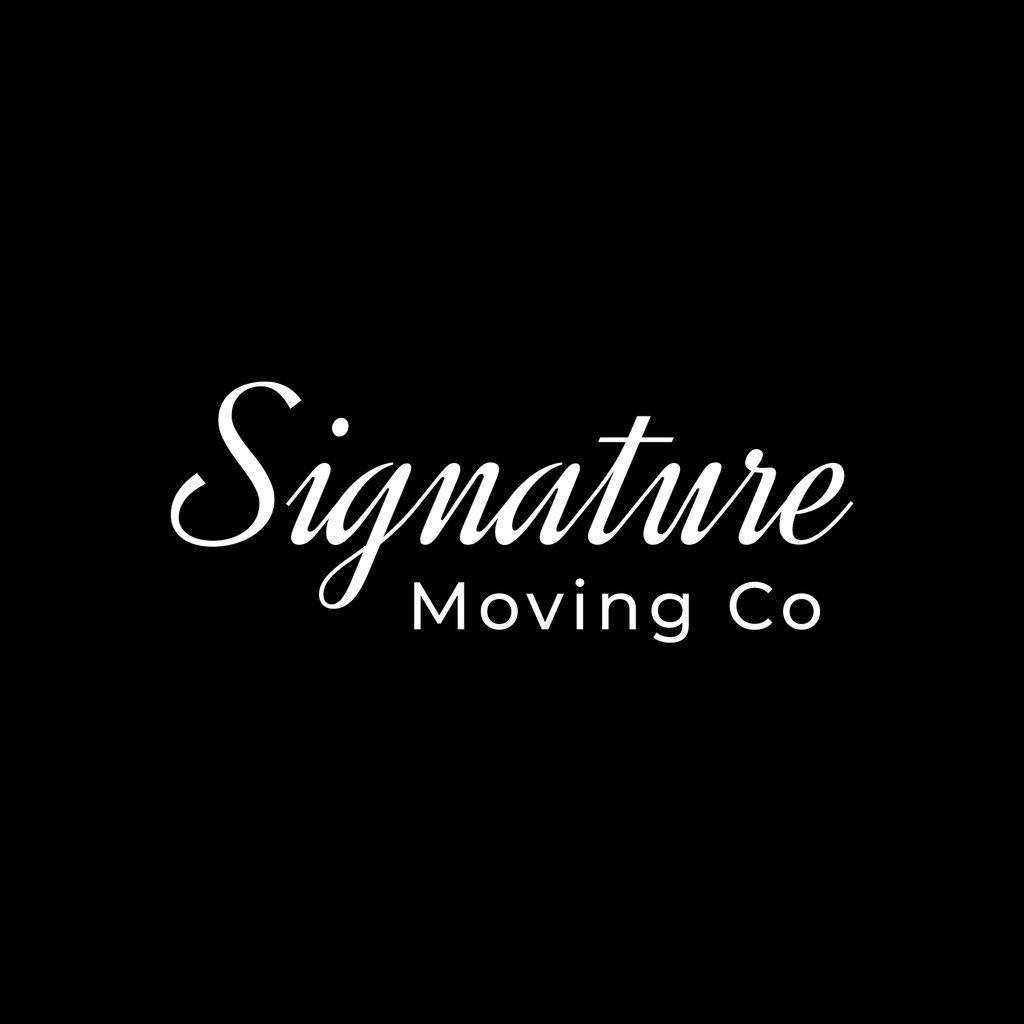 Signature Moving Co