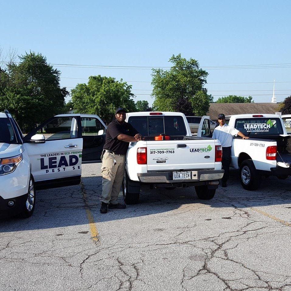 LeadTech Pest Services