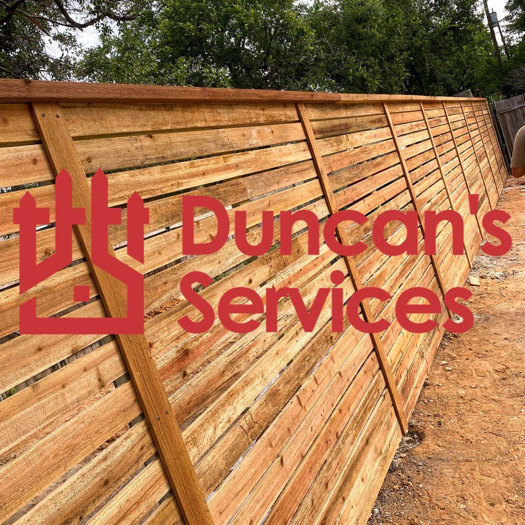 Duncan's Services