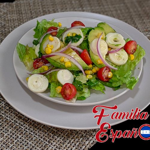 Ensalada de Palmito 🇭🇳 (Palm tree Salad)