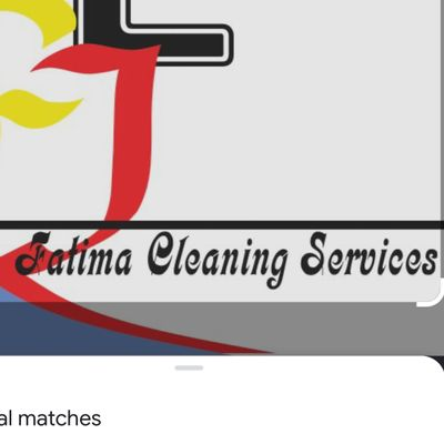 Avatar for Fatima Cleaning Service